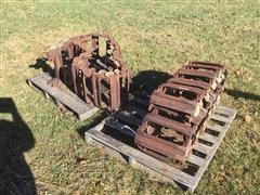 Loegering Trail Blazers Steel Skid Steer Tracks