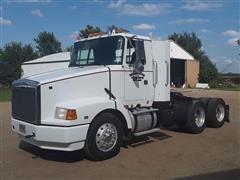 1995 White -Volvo AERO WCA T/A Truck Tractor