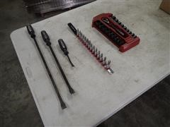 Craftsman Max Axess 18-piece Tool Set & 3/8 Drive Allen Wrenches