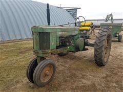 1954 John Deere 50 2WD Tractor