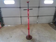 3/4 Ton Capacity Underhoist Stand W/Foot Pedal