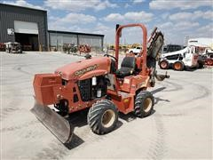 2014 DitchWitch RT45 Ride On Trencher