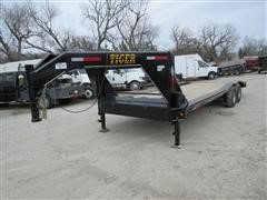 2016 Tiger 24' T/A Utility Trailer