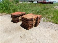 Taylor Foundry Company Tractor Weights