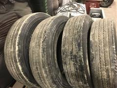 Michelin 278/80R24.5 Tires