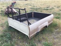 1986 Toyota Pickup Box W/Headache Rack