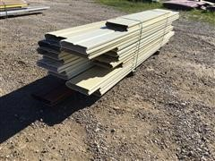 Fiberglass Windbreaker Panels