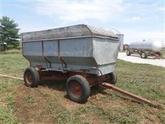 Electric Wheel Flare Grain Cart