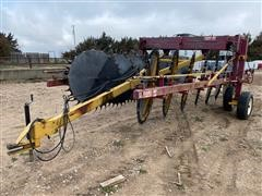 Darf 917 W-Series Hay Rake/Merger