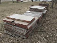 Symons Concrete Wall Forms BigIron Auctions