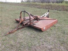 BMB 6' Rotary Mower