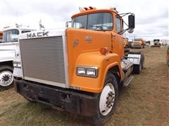 1991 Mack Superliner RW713 T/A Truck Tractor
