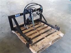 Mead Metal Works Skid Steer Hydraulic 540 PTO & 3-Point