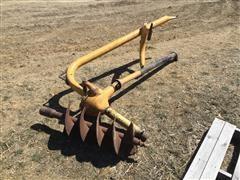 Danuser Digger PT-A 3-Pt Post Hole Digger