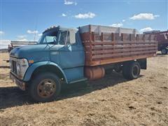 1969 Ford N610C Grain Truck