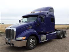 2005 Peterbilt 387 T/A Truck Tractor W/Condo Sleeper