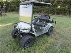 2008 Ruff & Tuff Golf Cart