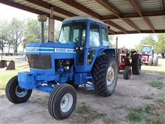 Ford 7700 2WD Tractor With Cab
