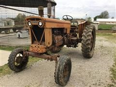 1962 Minneapolis-Moline M5 2WD Tractor