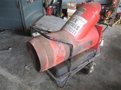 Model 230 Kerosene Fired Shop/Space Heater