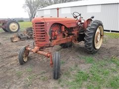 1953 Massey Harris 44 Special 2WD Tractor
