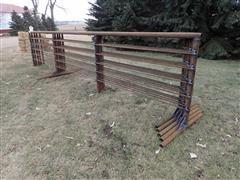 Wolles Mfg 24' Freestanding Livestock Panels