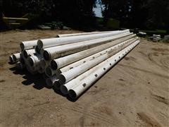 Plastic Irrigation Gated Pipe