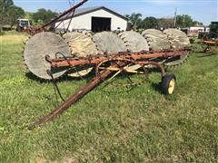 Farmhand Wheel Rake