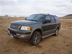 2004 Ford Expedition 4x4 SUV