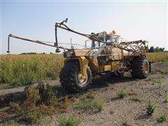 Ag-Chem Terra-Gator 1253 Floater Sprayer