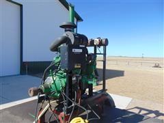John Deere 4045T Irrigation Engine