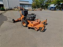 2008 Scag SWZ48A-17KAE Walk Behind Zero Turn Mower