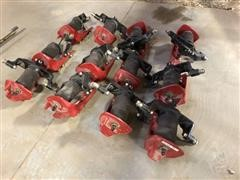 Case IH 1250 Pneumatic Air Bags W/Brackets
