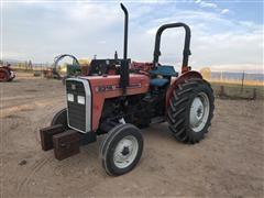 Massey Ferguson 231S 2WD Tractor