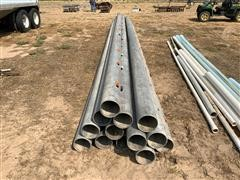 Aluminum Gated Pipe
