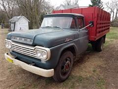 1959 Ford F-500 Grain Truck