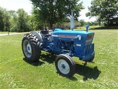 1973 Ford 3000 Tractor
