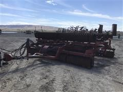 Farmhand 43 Mulch Packer Finisher Roller Harrow
