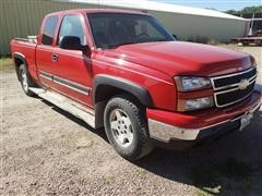 2006 Chevrolet 1500 Z71 Off Road Extended Cab Pickup