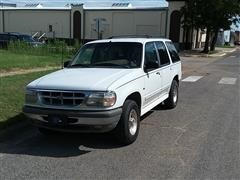 1996 Ford Explorer SUV 4 Door