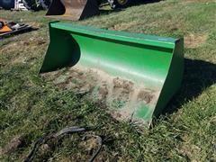 "John Deere 73"" Wide Loader Bucket"