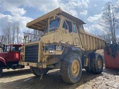 Caterpillar 769C Rock Truck