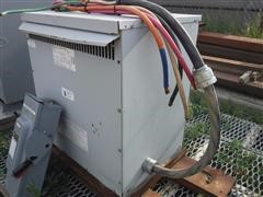 GE QL Dry Type Transformer W/Switch