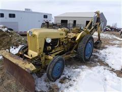 Ford 600 Backhoe/Tractor/Dozer