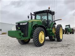 2013 John Deere 8235R MFWD Tractor