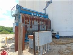 Delux DP 5030 Continouous Flow Grain Dryer