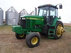 1999 John Deere 7810 2WD Tractor