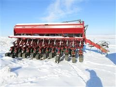 Case International 5500 Soybean Special Folding Soybean Drill