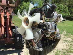 Briggs & Stratton Vanguard 588447 3-Cylinder Turbocharged Diesel Engine W/Radiator