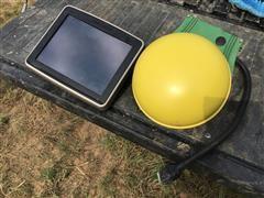 John Deere GreenStar 3 Display And Starfire 3000 Globe